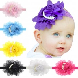 Baby Girl headband Flower Pearl Flower Hair Band Headband Hairband Hair Accessories Baby Headband Flowers Girls Headwear HB140S