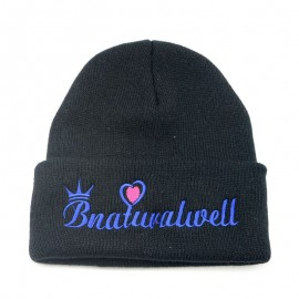Bnaturalwell Autumn Winter Baby Brand Hat Kids Brand Knitted Beanie Cap Toddler Infant Girls Boys Knitted Warm Hats H066S