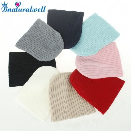 Bnaturalwell Cute Baby Winter Hat Warm Infant Brand Beanie Children Boys Girls Kids Knitting Cap Toddler Knitted Hat H065S