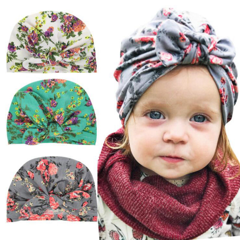 Baby-Cap-Turban-Hat-For-Baby-Girls-India-Hat-Kids-Beanie-Soft-Turban-Knot-Head-wrap-cap-Bohemian-sty-32949244726