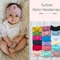 Top-Knot-Headband-Baby-girl39s-Headbands-Toddler-Knotted-Headband-Knit-flower-Head-Wrap-Baby-Shower--32957576259